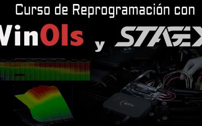 Curso de Reprogramación con WinOls y StageX